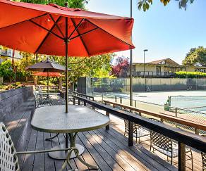 Recreation Area, Oak Creek Apartments