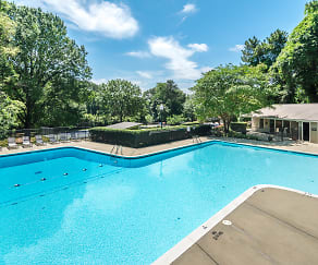 Pool, Laurel Ridge Apartments