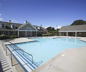 Pool, Cross Creek Villas