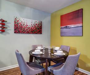 Dining Room, Regency Square
