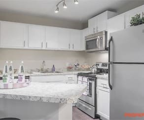 Kitchen, Atlantic Loring Heights