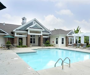 Pool, Rivermere Apartments