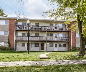 Building, Greenlyn Apartments