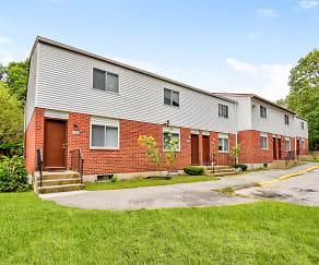 Building, Norwich Apartments