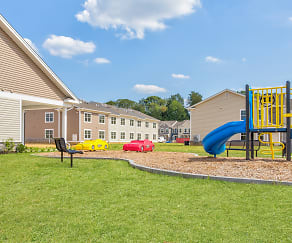 Playground, The Place at Plainsboro