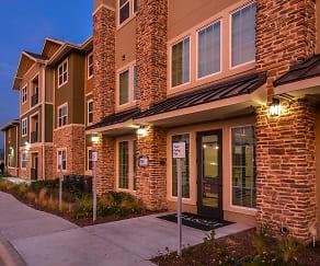 Building, The Elliott Senior Apartments