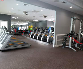 Fitness Weight Room, TGM Odenton
