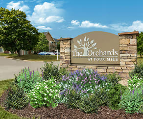 Welcome to The Orchards at Four Mile!, The Orchards at Four Mile