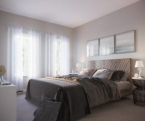 Bedroom, Affinity