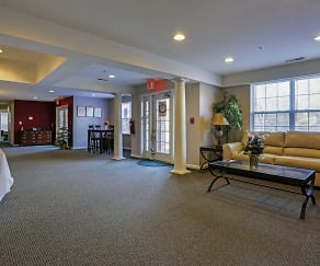 Leasing Office, Maple Avenue Apartments