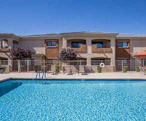 Pool, Sereno Townhomes