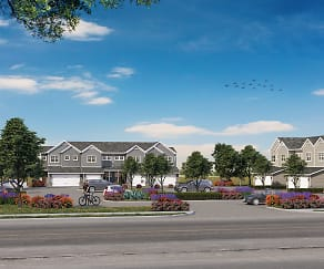 Community Signage, Hanover Townhomes