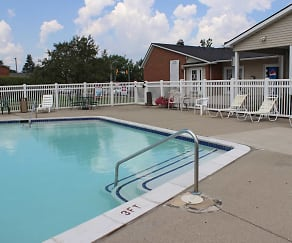 Pool, Macomb Manor