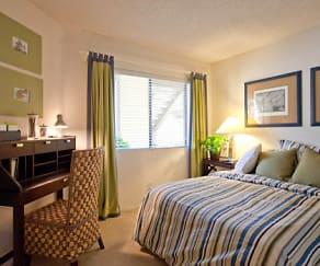 Bedroom, Cedar Creek