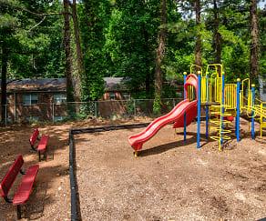 Playground, Garden Terrace