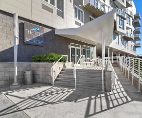 Building, The Tides at Arverne by the Sea