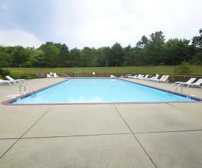 Pool, Hawthorn Club