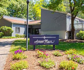 Community Signage, Avon Place