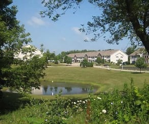 Lake, Wildwood Apartments