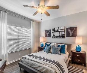 Bedroom, Urban House Apartments