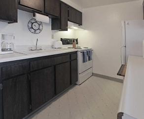 Kitchen, The Loft