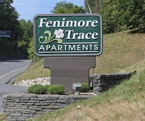Community Signage, Fenimore Trace