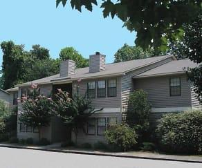 Building, Ridge Pointe Apartment Homes