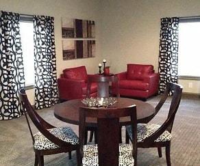 Dining Room, Highland Hills