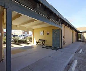 Leasing Office, Aloha Vegas