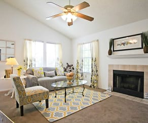 Living Room, 2305 At Killearn