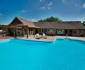 Pool, The Lodge