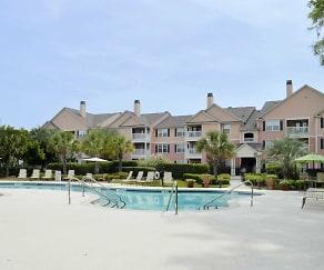 Pool, The Oaks At Broad River Landing