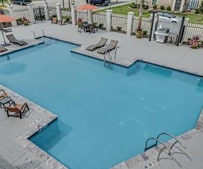Pool, La Veranda At Polly Lane Apartments