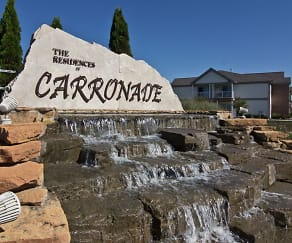 Community Signage, The Residences at Carronade