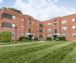 Building, Samester Apartments