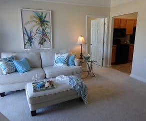 Living Room, 900 Acqua Luxury Senior Living
