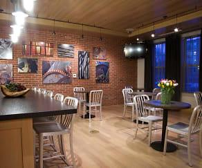 Dining Room, Jack Flats