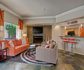 Living Room, Desert Horizon
