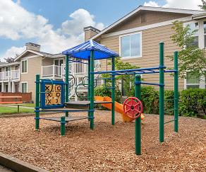 Playground, Inglenook Court Apartments