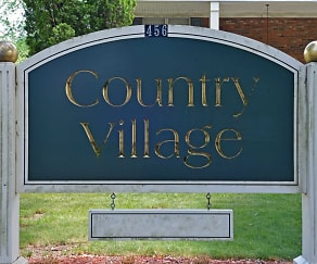 Community Signage, Country Village