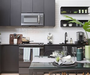 Kitchen, 500 Ocean Avenue