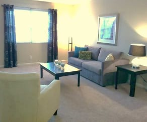 Living Room, Belmont Run and The Studios at Belmont