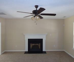 Living Room, 2219 Genesis Drive