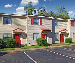 Building, Summerwood Townhomes