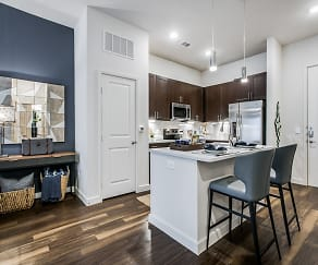 Kitchen, Jefferson Reserve