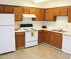 Kitchen, Lakota Pointe Townhomes