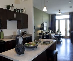 A1 - 736 square feet of open space!, Desoto Town Center Apartments
