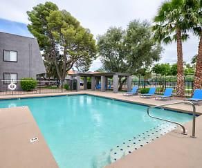 Pool, Sonoran Flats
