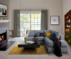 Living Room, Avalon Wilton on River Road