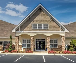 Leasing Office, Flagstone at Indian Trail Apartments